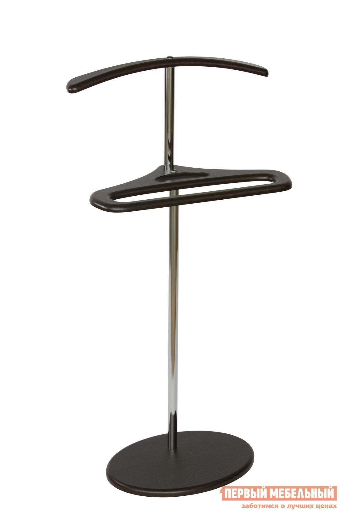 Костюмная вешалка Калифорния мебель Костюмная вешалка Поручик Венге