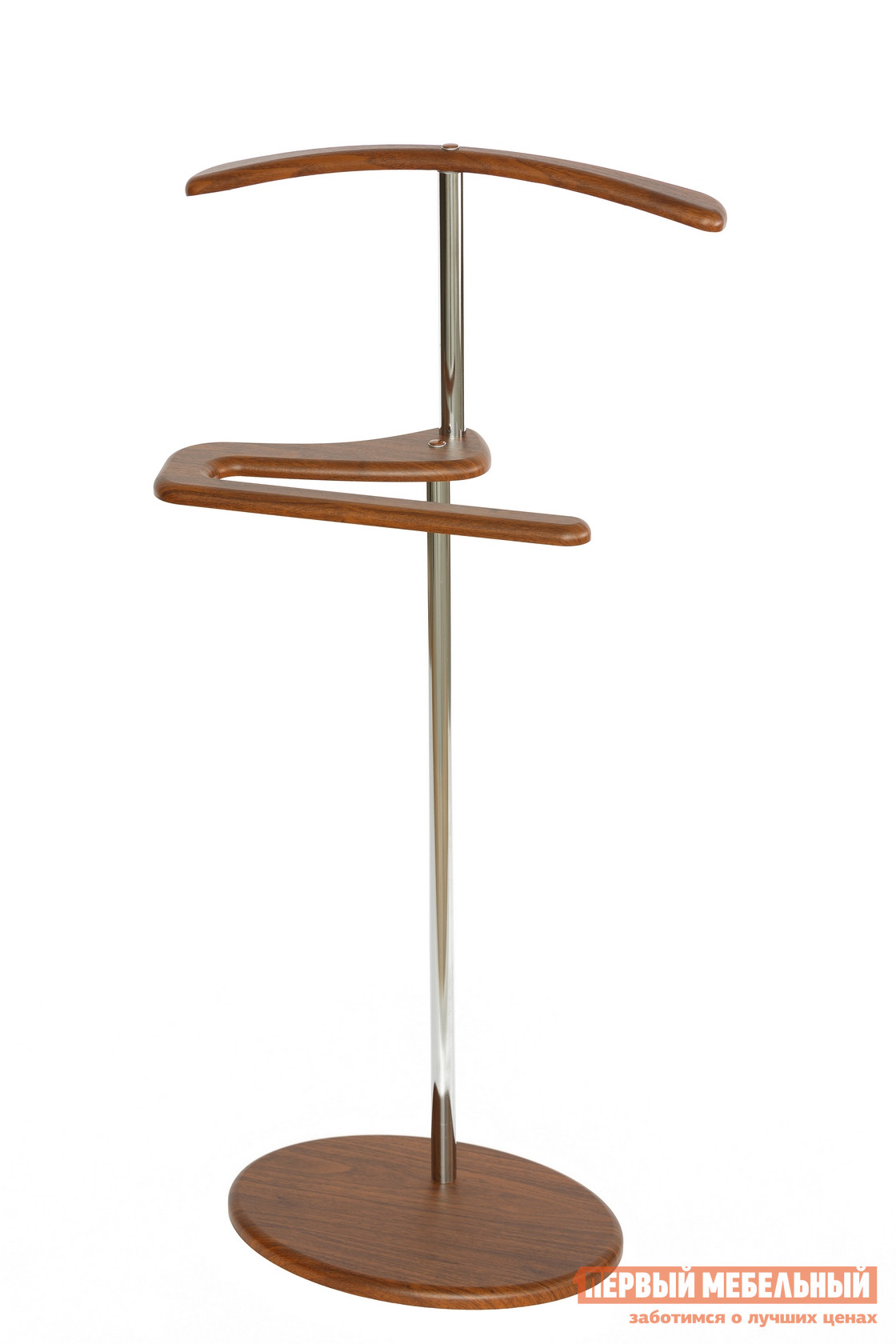 Костюмная вешалка Калифорния мебель Костюмная вешалка Адъютант Орех