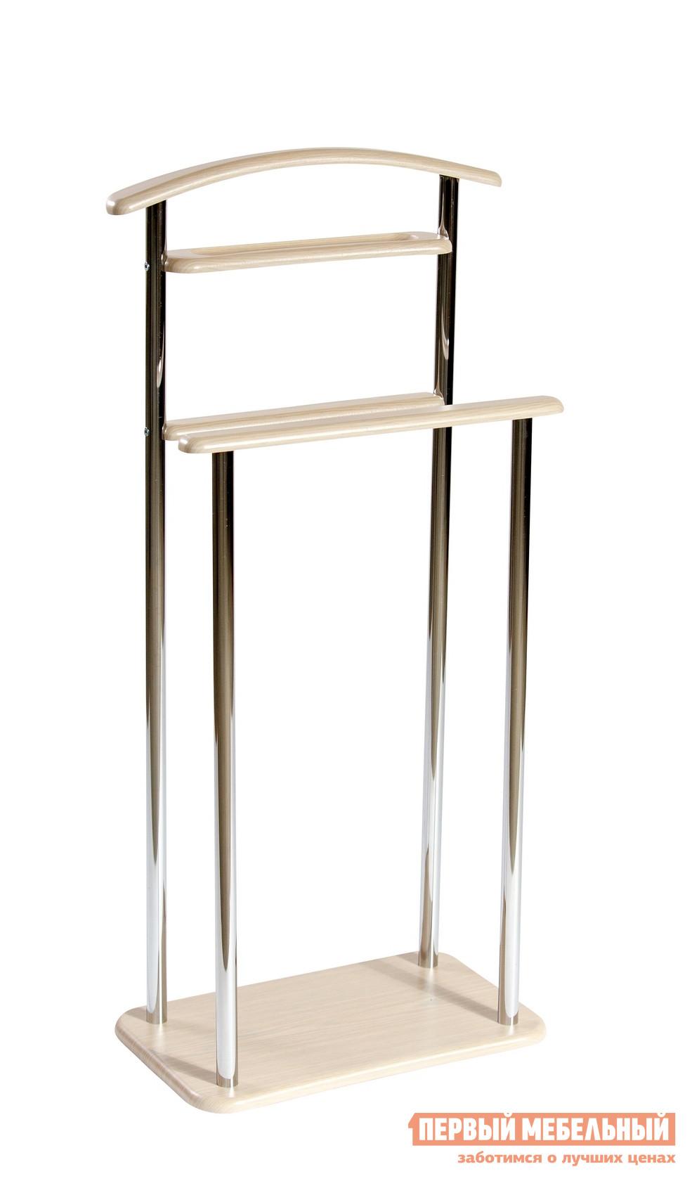Костюмная вешалка Калифорния мебель Костюмная вешалка Элдридж Дуб беленый от Купистол