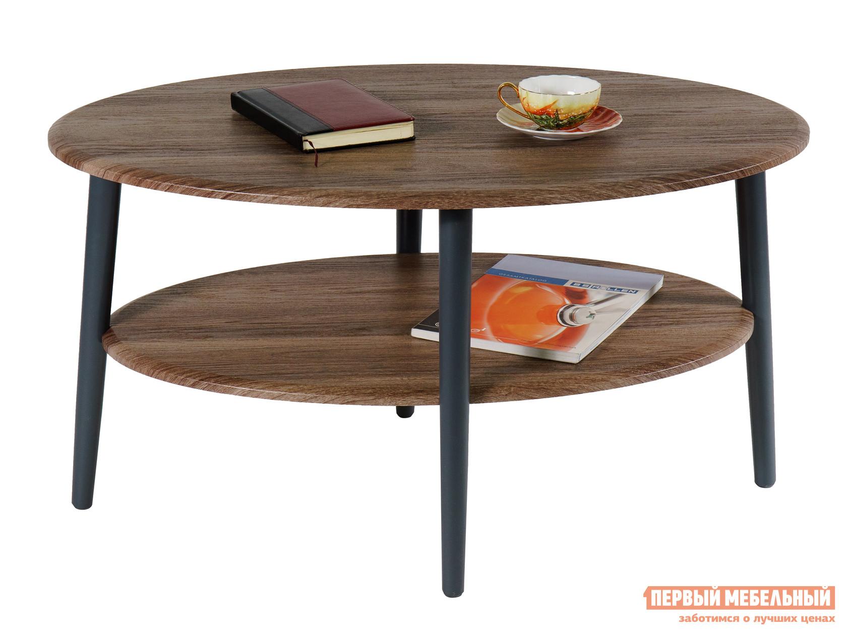 Журнальный столик  Стол журнальный Эль СЖ-01 Грецкий орех