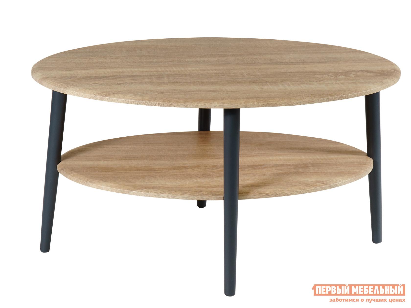 Журнальный столик  Стол журнальный Эль СЖ-01 Дуб сонома
