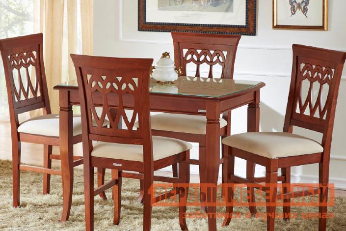 Обеденная группа для гостиной Лидер БРУНО 100/65-С, Вито, 4 шт обеденная группа для гостиной столлайн фламинго 1 4 шт кармен