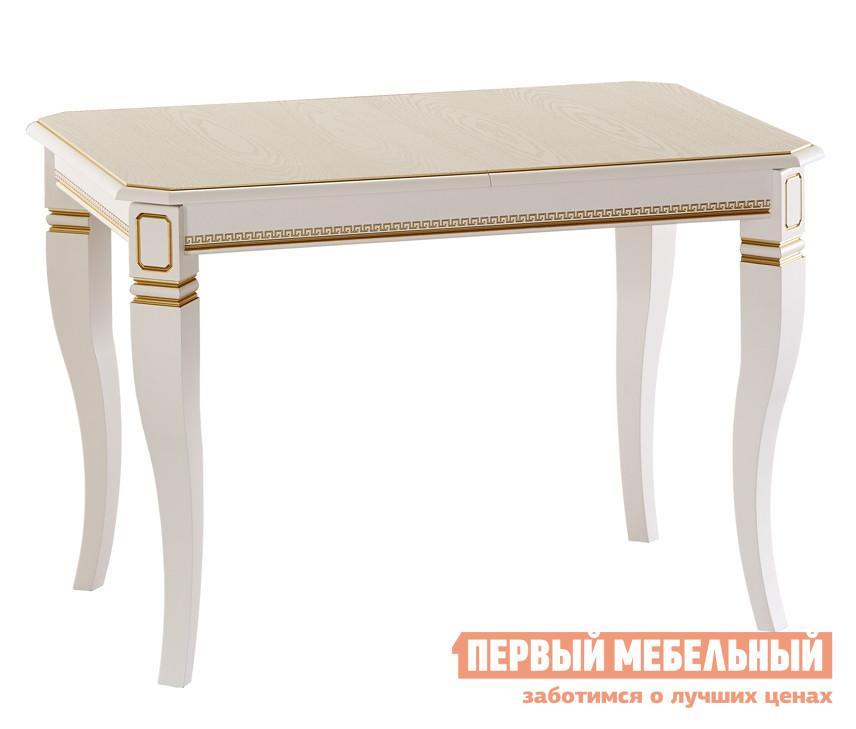 Обеденный стол с патиной Лидер «Кадис 130/80-Ш»