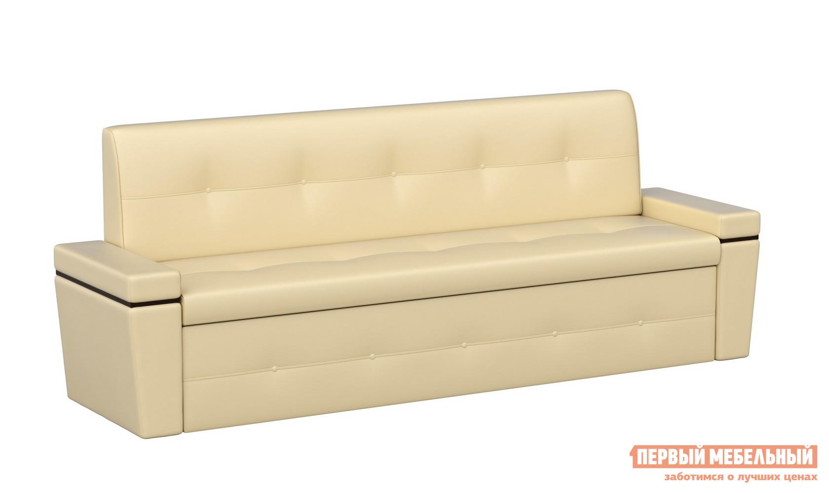 Раскладной прямой кухонный диван со спальным местом Мебелико Кухонный диван Деметра