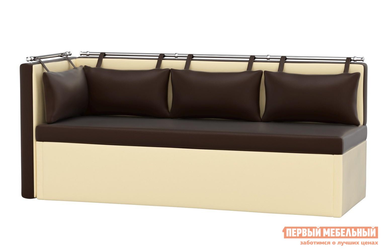 Угловой раскладной диван на кухню со спальным местом Мебелико Кухонный угловой диван Метро