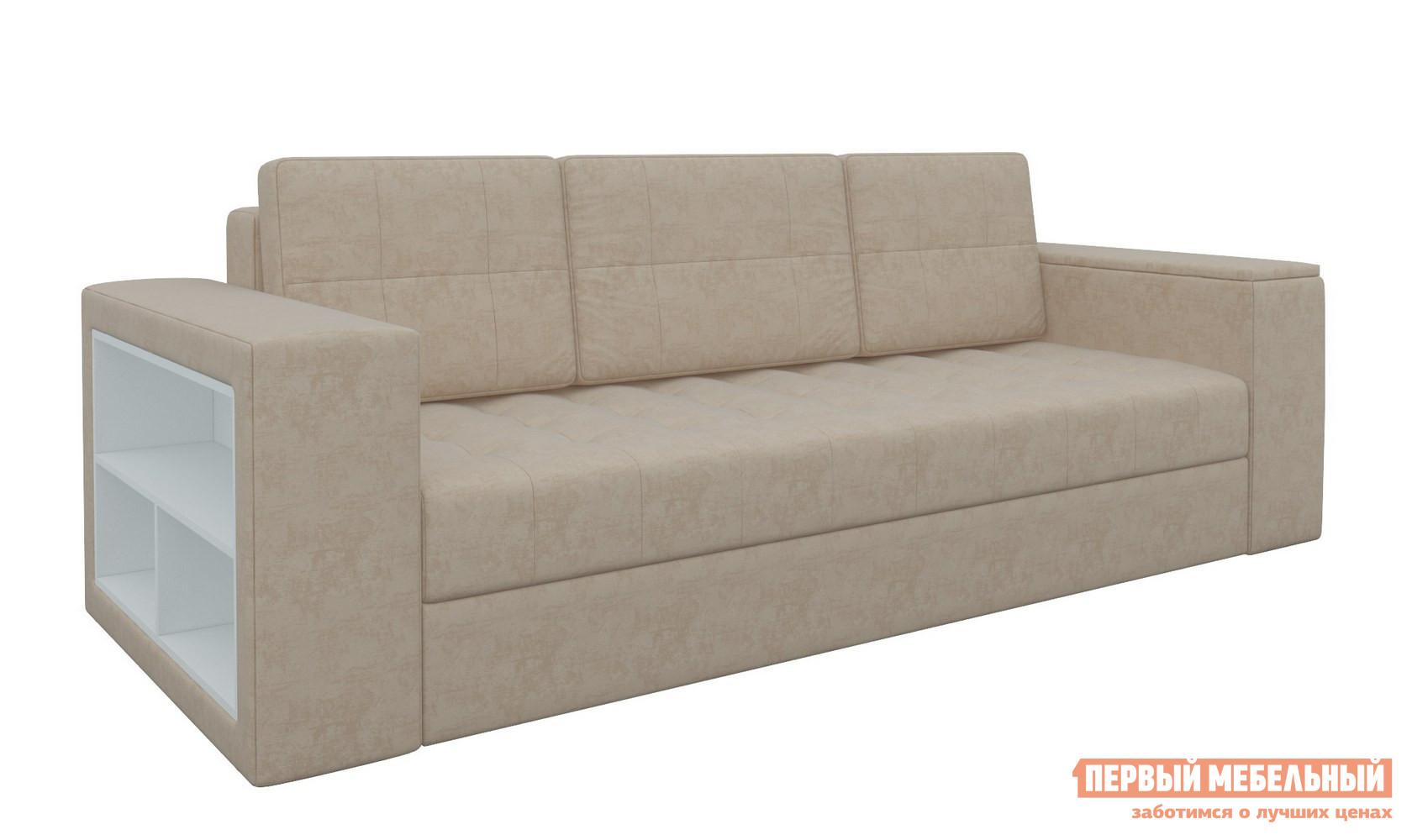 Прямой диван Мебелико Диван-еврокнижка Пазолини