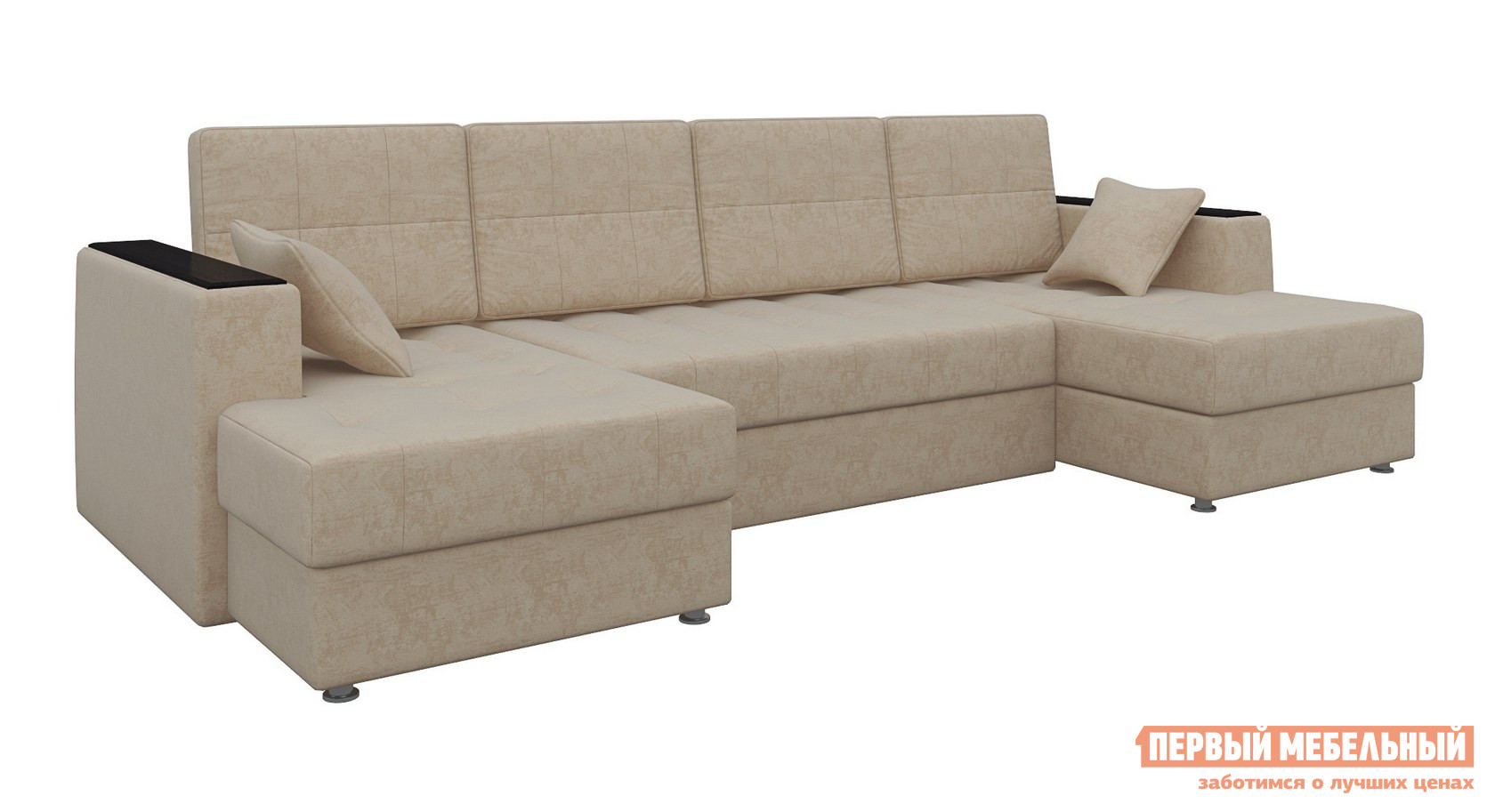 Угловой диван Мебелико Эмир-П диван п образный угловой aria