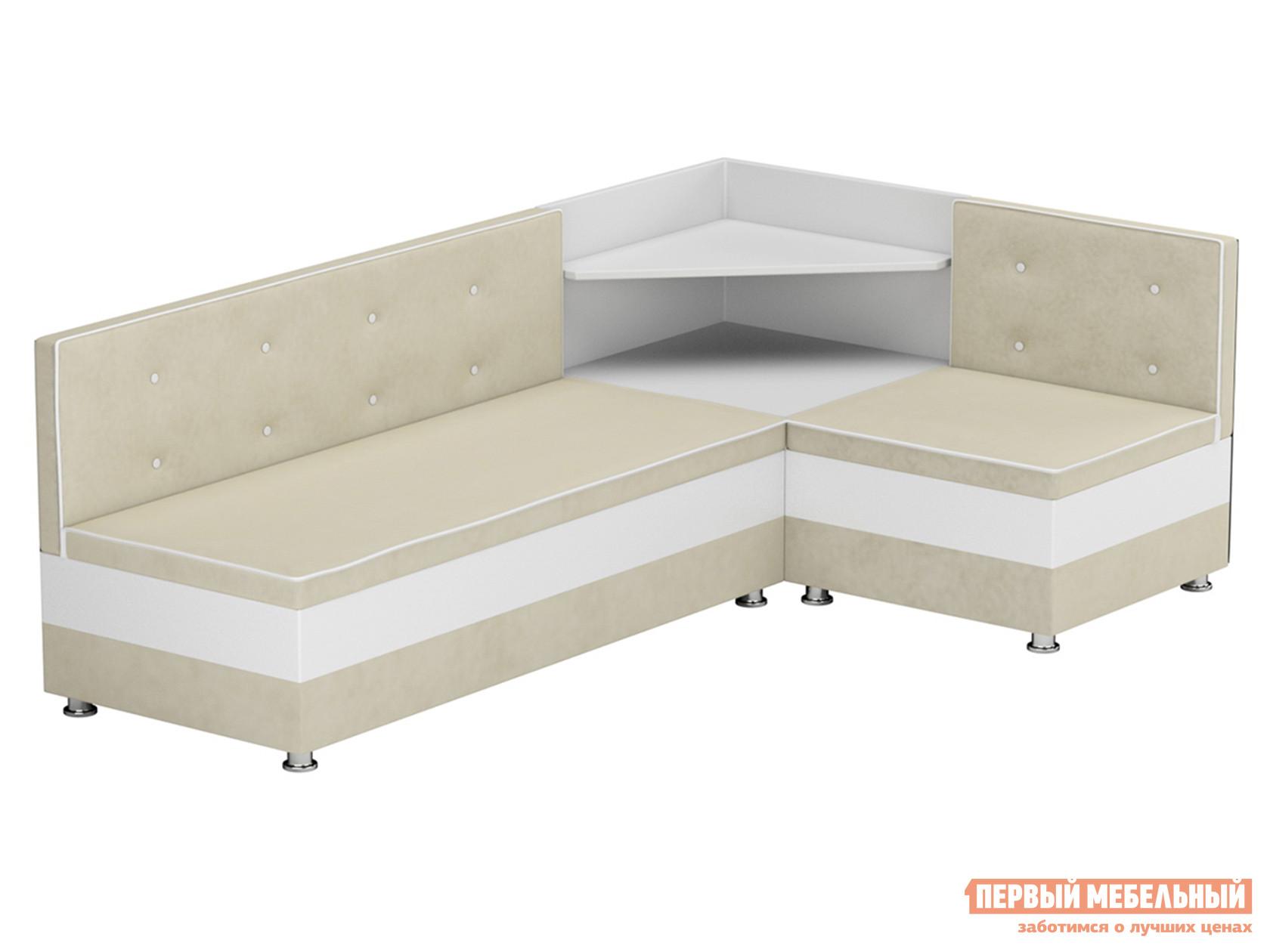 Мягкий маленький диван на кухню Мебелико Милан