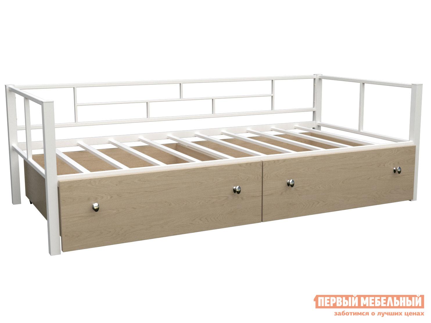 Детская кровать МФ 4 Сезона Кровать Арга с ящиками