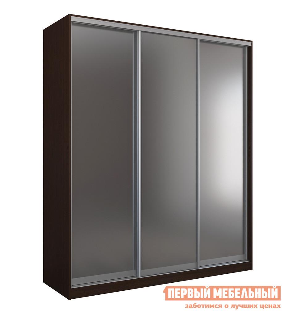 Шкаф-купе МФ 4 Сезона Шкаф купе 3-х дверный БАВАРИЯ 210 - 4