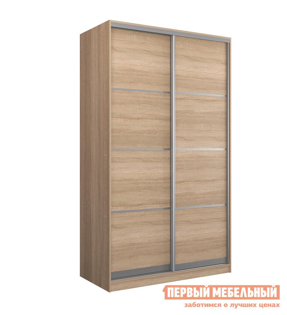 Шкаф-купе МФ 4 Сезона Шкаф купе 2-х дверный БАВАРИЯ 140 - 1