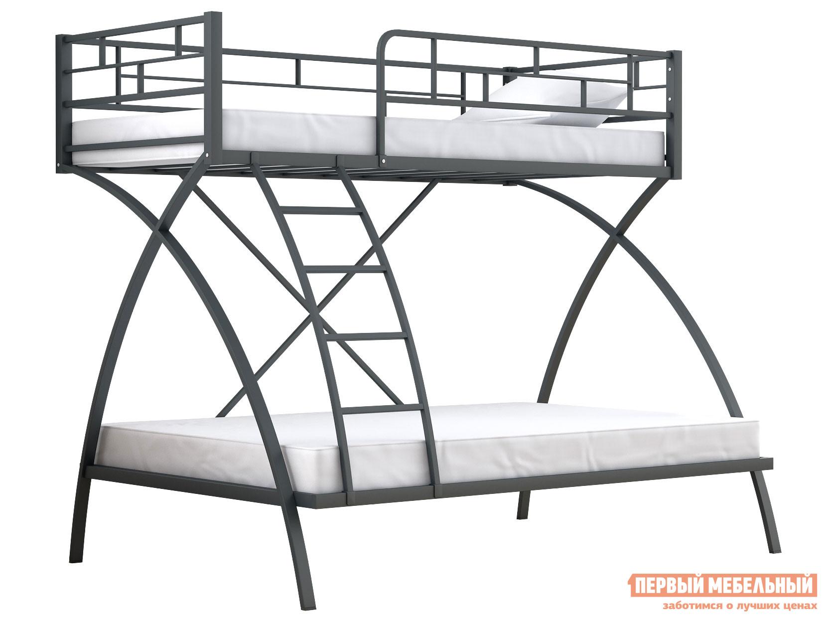 Двухъярусная кровать МФ 4 Сезона Двухъярусная детская кровать Клео 1