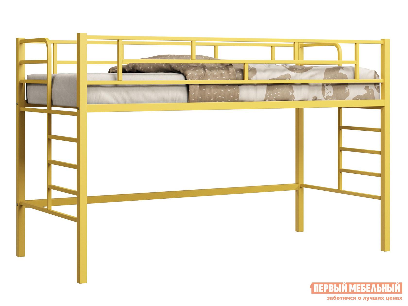 Кровать-чердак  Ассоль Желтый