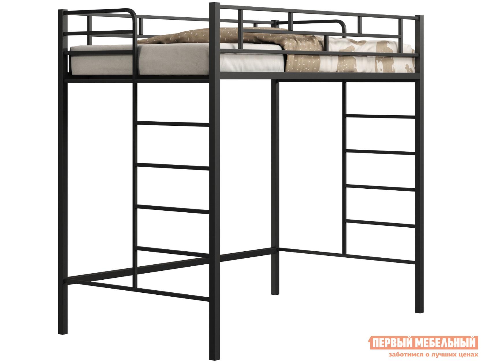 Кровать-чердак  Кровать-чердак детская Амстердам-2 120 Черный