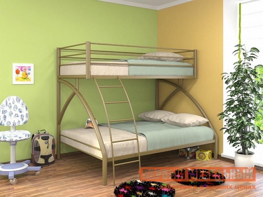 Большая двухъярусная кровать для взрослых МФ 4 Сезона Виньола-2