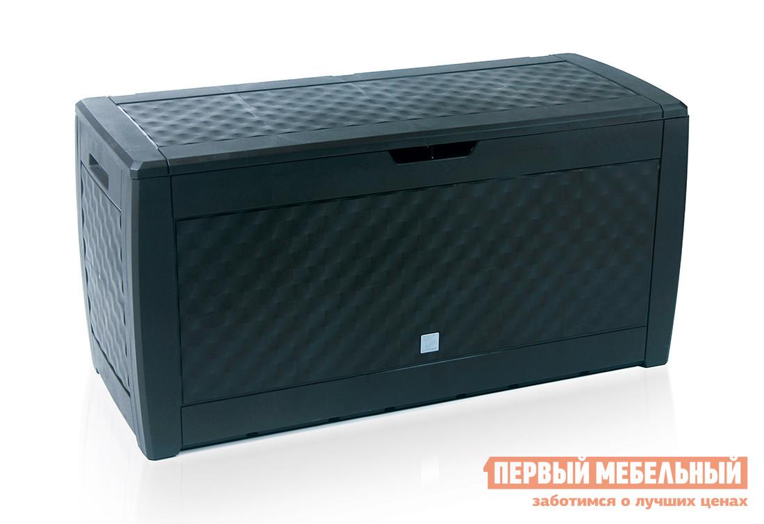 Сундук Green Glade BOXE BRICK / BOXE MATUBA / BOXE RATO Brick антрацит