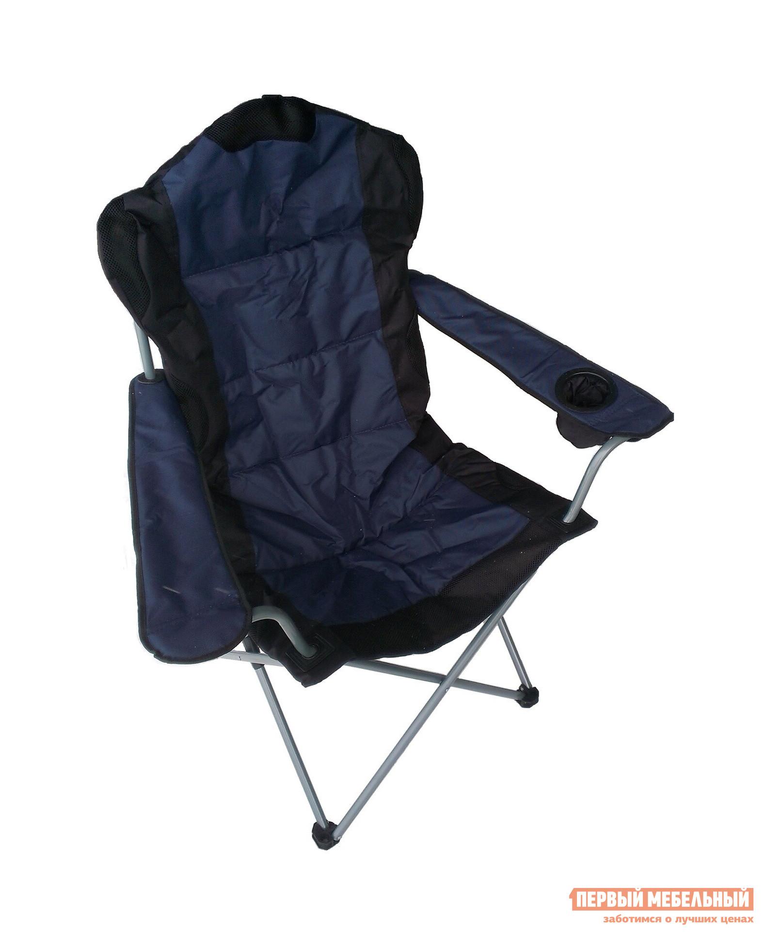 Кресло для пикника Green Glade М2315 Черный / Синий