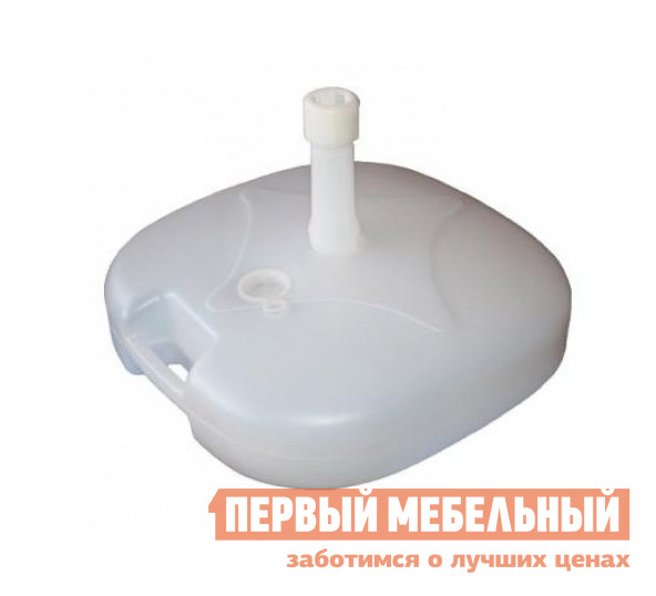 Основание для зонта  001 Основание для зонта (пластик) Белый