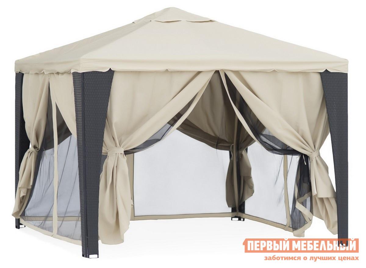 Садовый шатер с москитной сеткой для дачи Лекс групп 3176 русский гамак rg 16 с москитной сеткой с карманом под пенку камуфляж