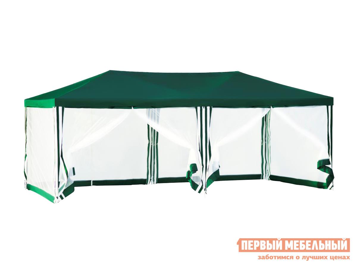 Шатер для дачи  Green Glade 1056 Зеленый
