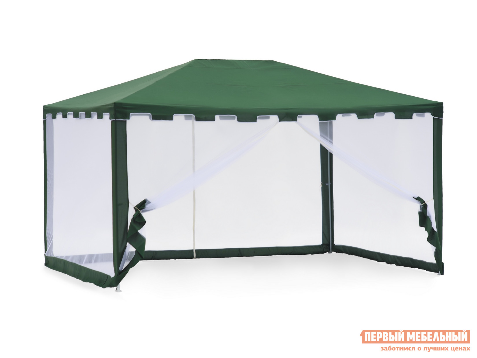 Антимоскитный шатер на металлическом каркасе Лекс групп Green Glade 1044