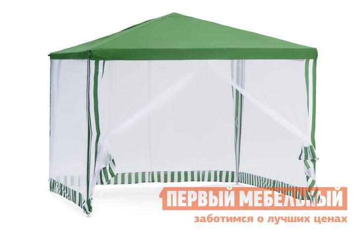 цена на Тент-шатер с москитной сеткой для дачи Лекс групп Green Glade 1088