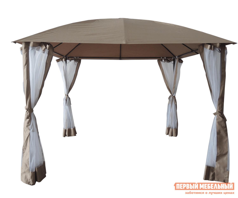 Дачный шатер для отдыха с москитной сеткой Лекс групп 1067 Тент садовый из полиэстера тент palisad camping садовый с москитной сеткой 2 5x2 5x2 45 69520