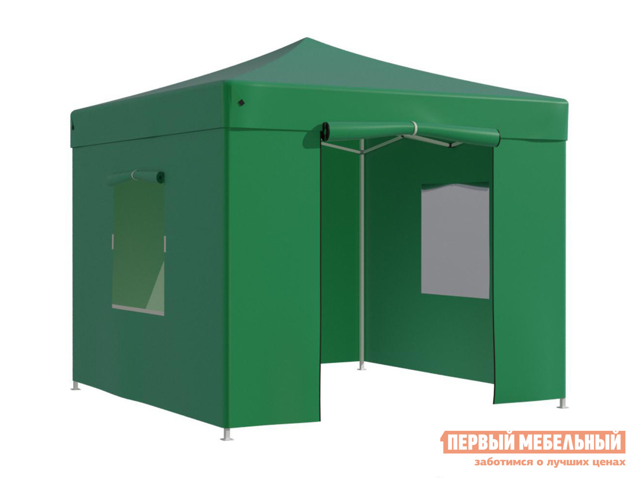 Шатер для дачи  4330/4331/4332 Зеленый