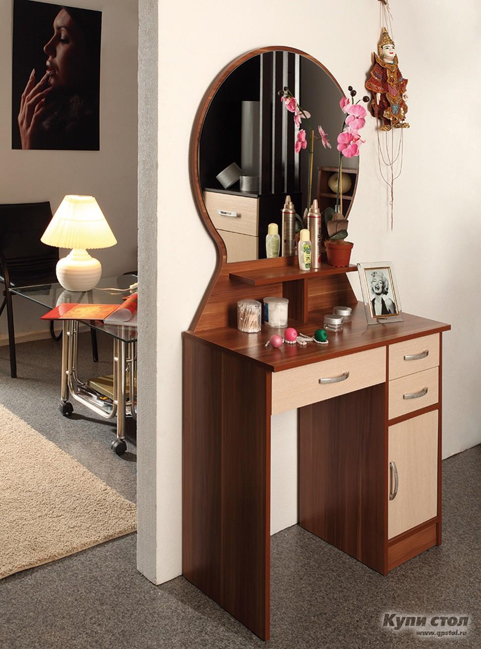 Туалетный столик Надежда-М04 КупиСтол.Ru 4860.000