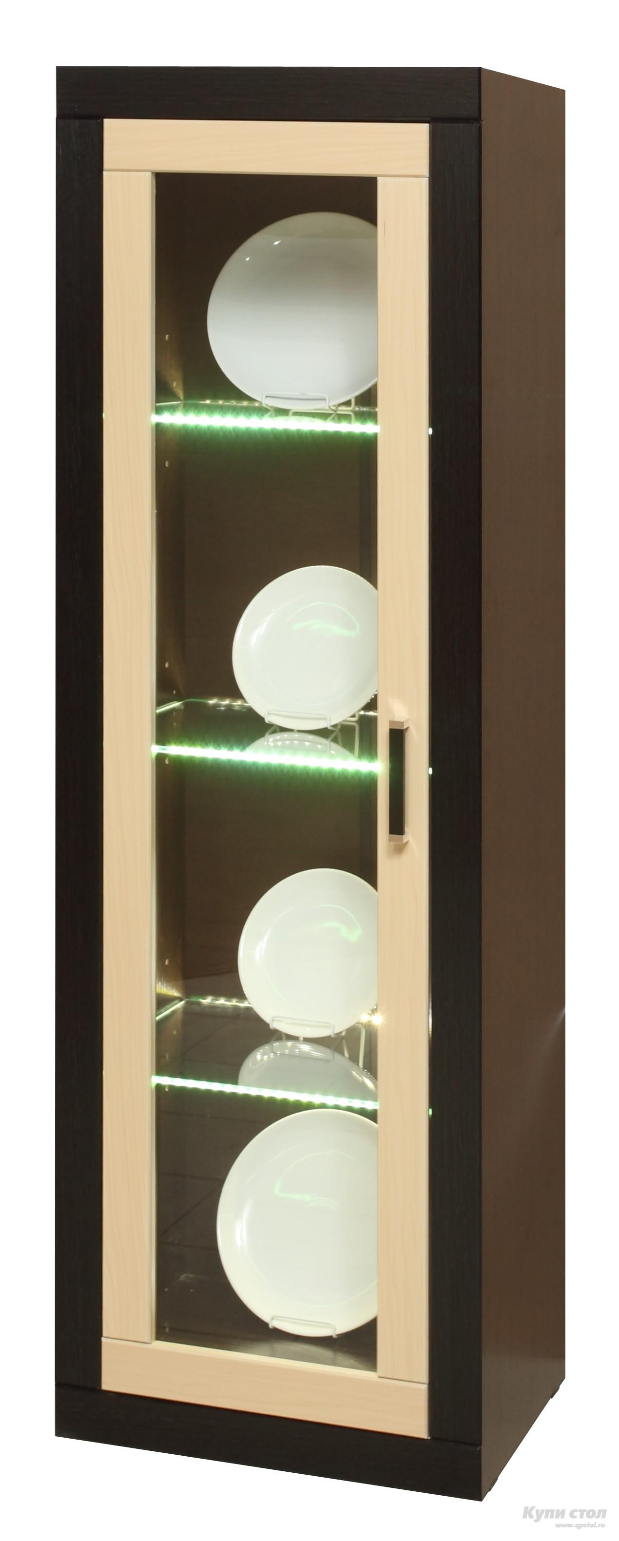 Шкаф-витрина 12.10 КупиСтол.Ru 4770.000