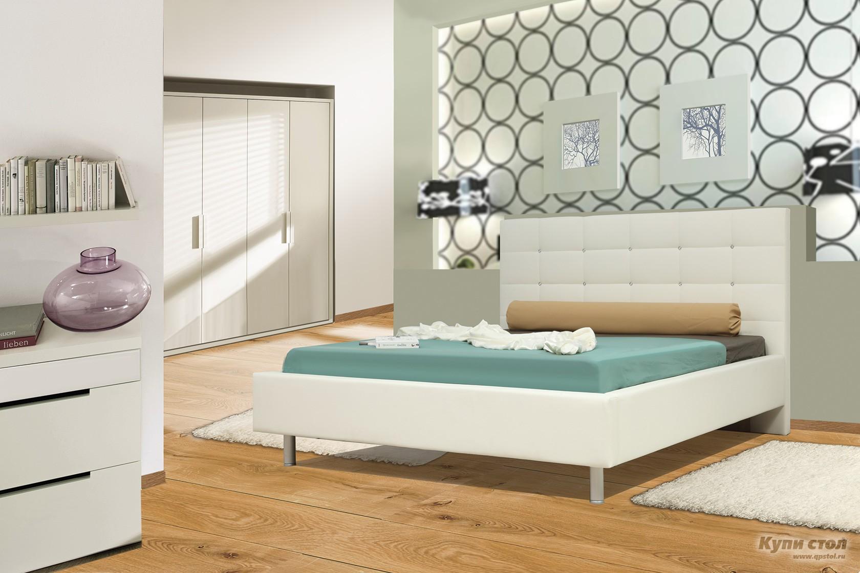 Кровать Треви 1400 КупиСтол.Ru 16120.000
