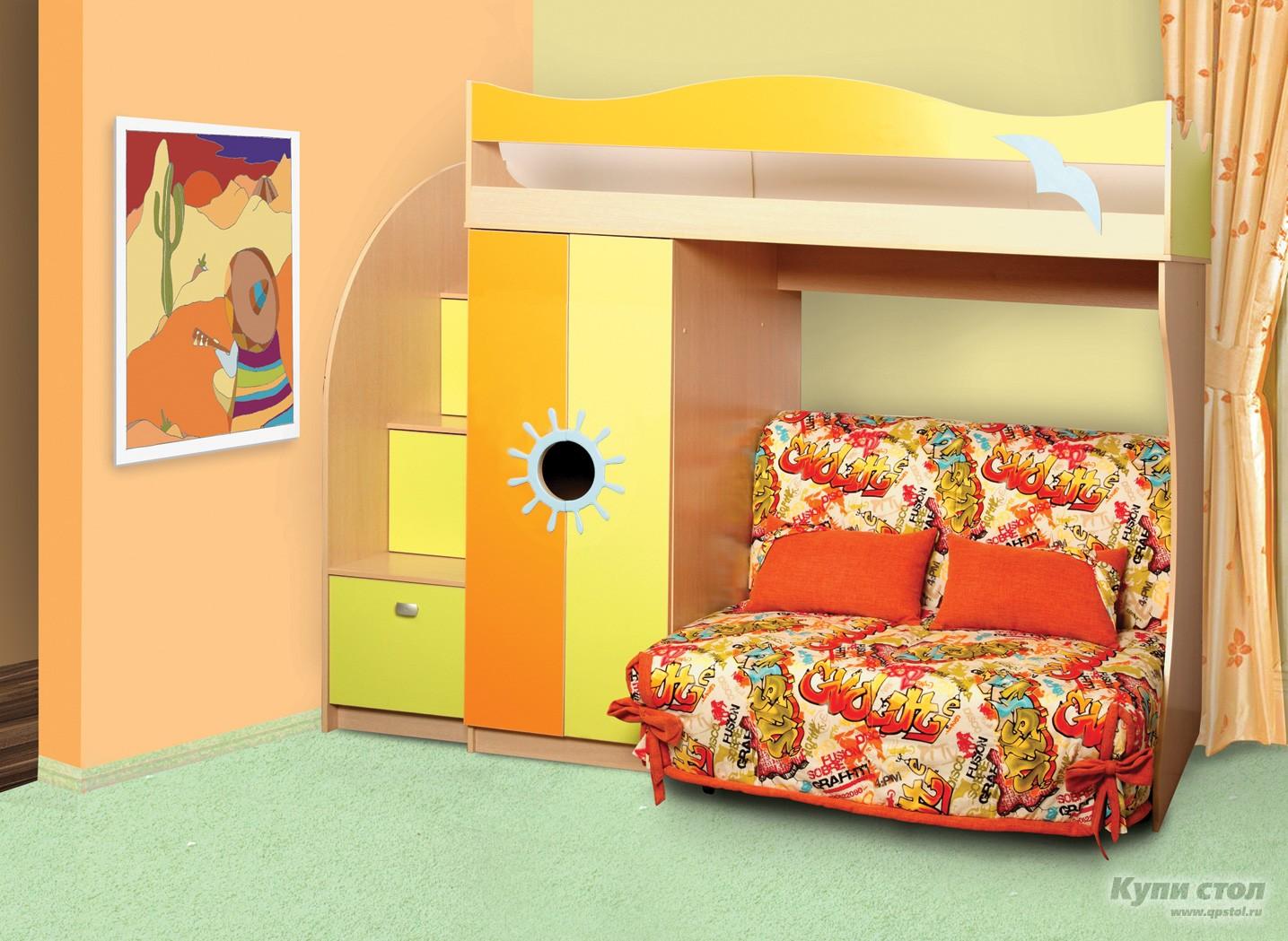 Кровать Д1 премиум КупиСтол.Ru 14190.000