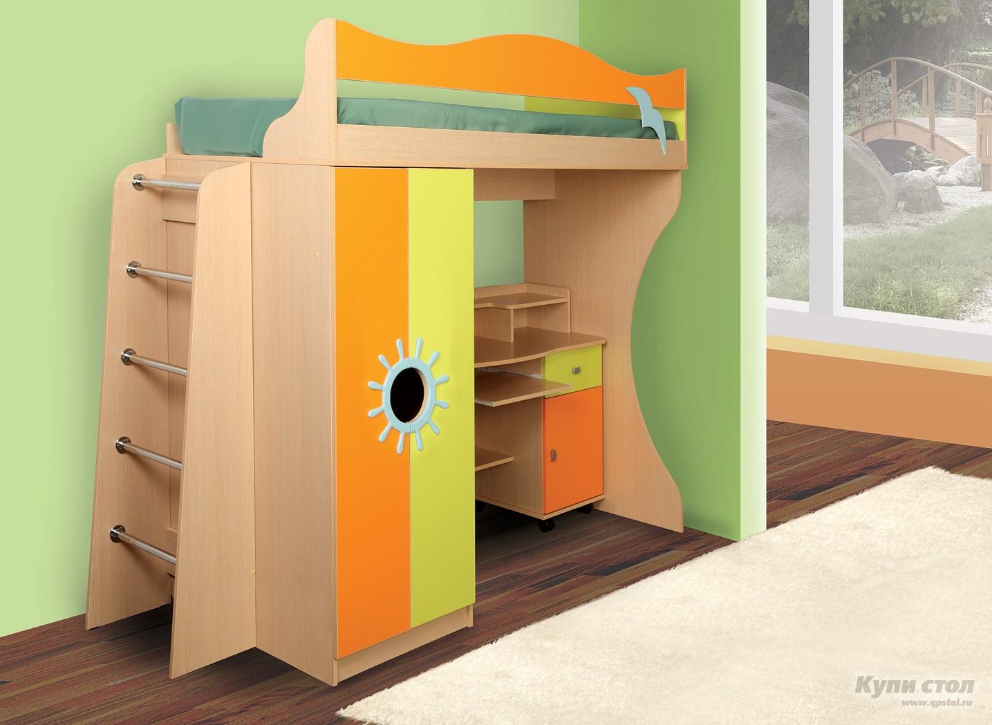 Кровать Д1 стандарт КупиСтол.Ru 12130.000