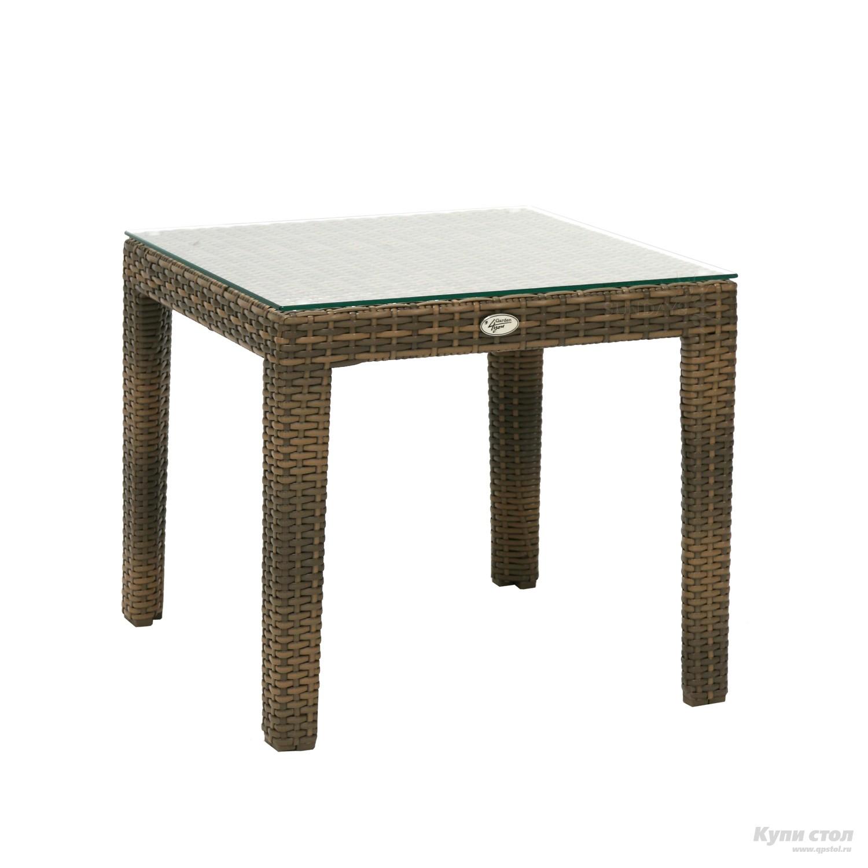 Стол из ротанга Garden4you 11850 КупиСтол.Ru 4440.000