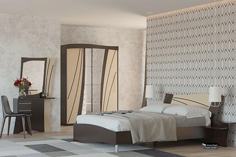 Модульные спальни :: «Милена» :: Фото 1