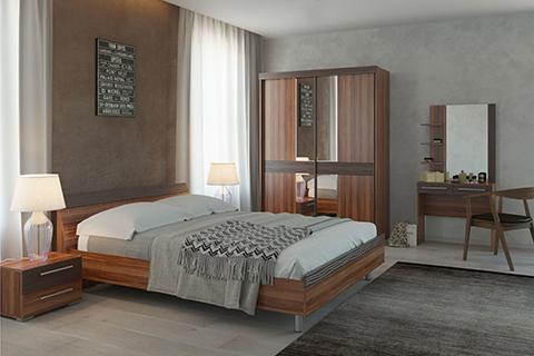 Модульные спальни :: «Джордан» :: Фото 1