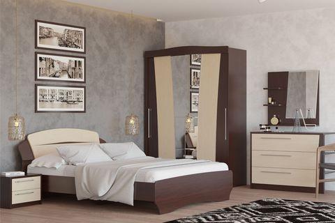 Модульные спальни :: «Наоми» :: Фото 1