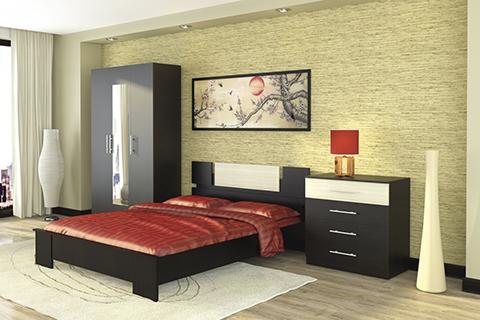 Модульные спальни :: «Оливия СтолЛайн» :: Фото 1