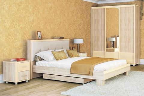 Модульные спальни :: «Оливия МСТ» :: Фото 2
