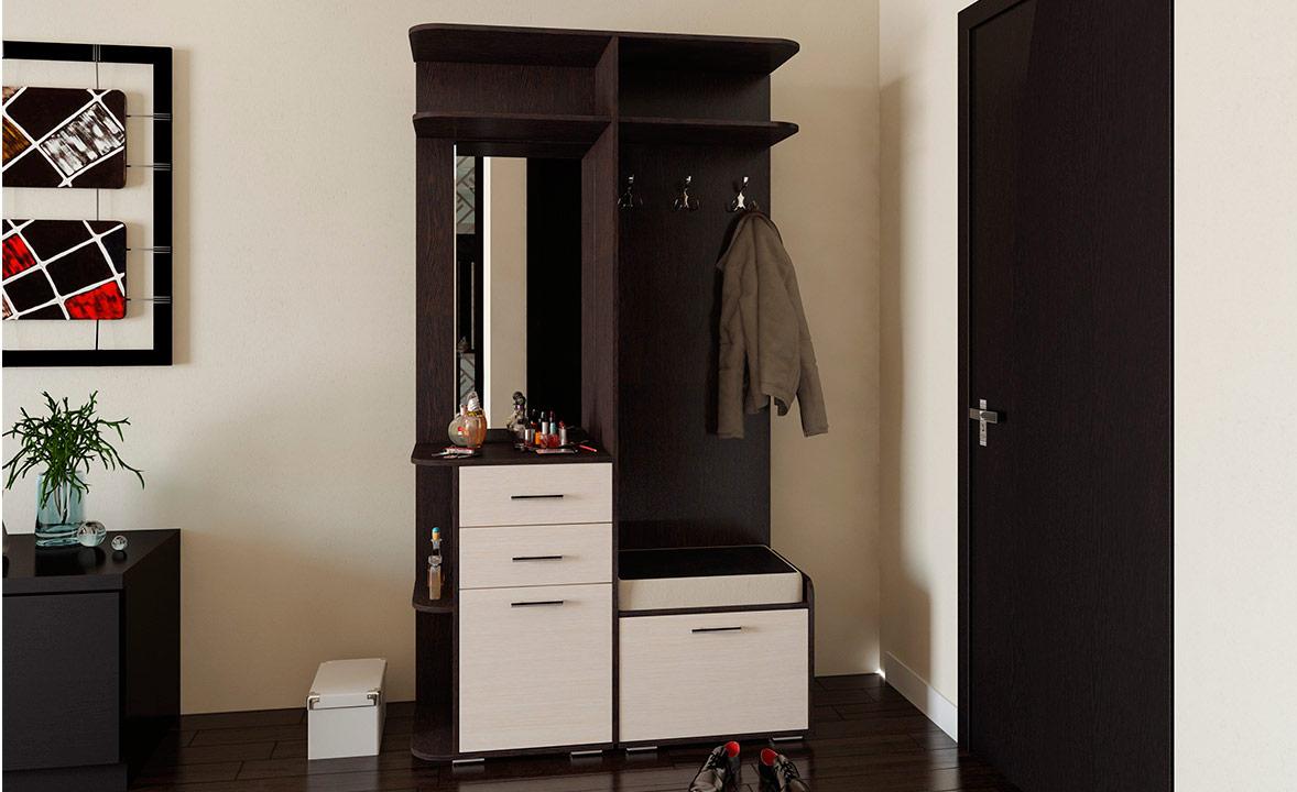 264Прихожая дизайн мебели