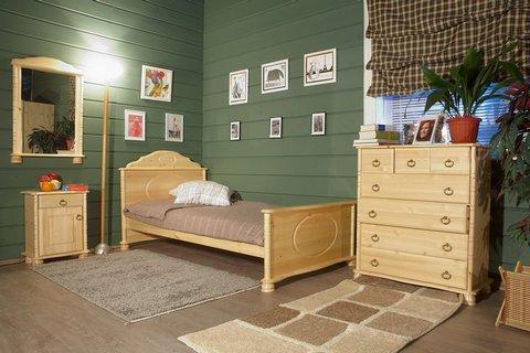 Модульные спальни :: «Айно» :: Фото 1