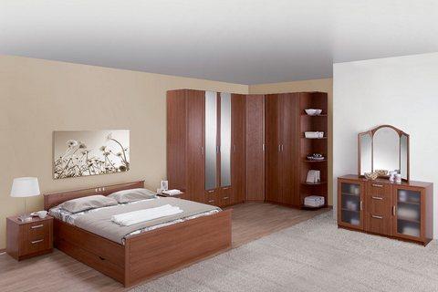 Модульные спальни :: «Лотос» :: Фото 1