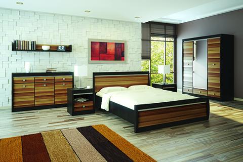 Модульные спальни :: «Ксено Слива» :: Фото 1