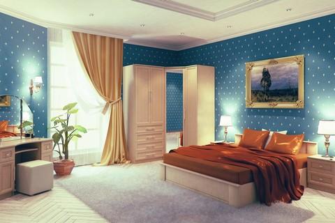 Модульные спальни :: «Юлианна Светлая» :: Фото 1