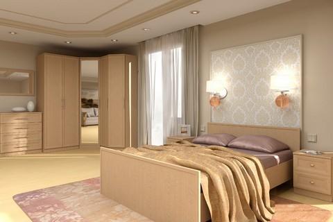 Модульные спальни :: «Юлианна Светлая» :: Фото 2