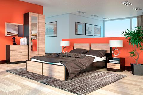 Модульные спальни :: «Флер» :: Фото 1