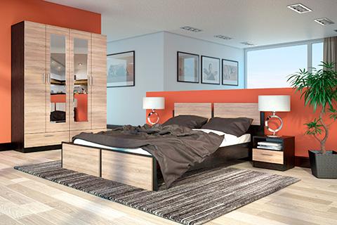 Модульные спальни :: «Флер» :: Фото 2