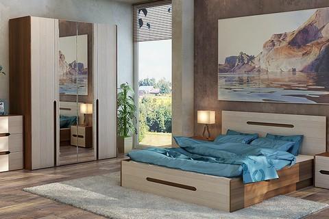 Модульные спальни :: «Ребекка» :: Фото 1