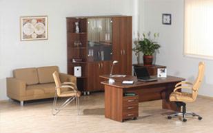Мебель для руководителей :: Серия «Лидер» :: Илл. 1